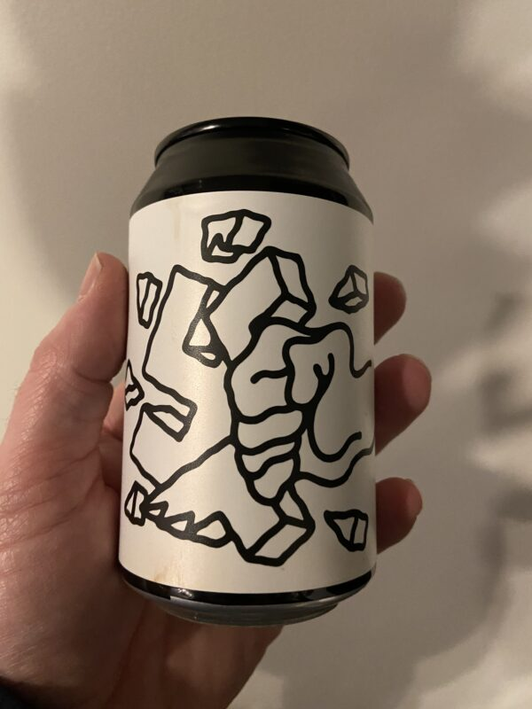 Coward 2021 Imperial Stout by Buxton Brewery x Omnipollo.