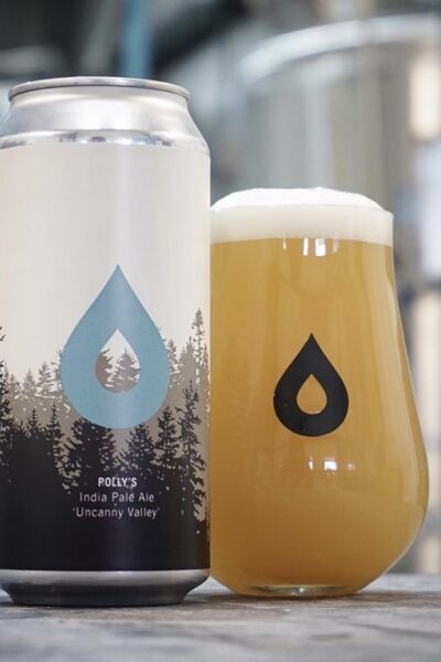 Uncanny Valley IPA by Polly's Brew Co.