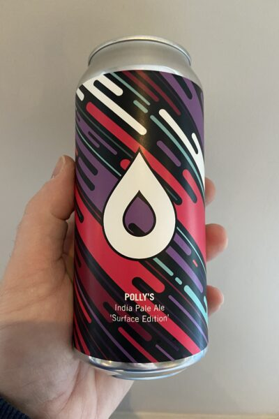 Surface Edition IPA by Polly's Brew Co.