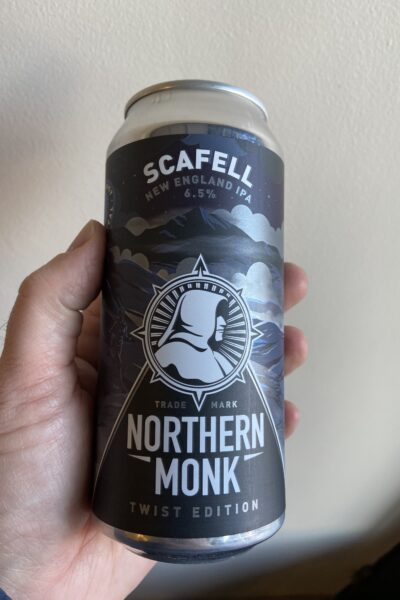 Scafell New England IPA by Northern Monk.