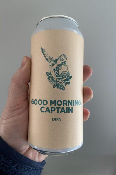 Good Morning Captain DIPA by Pomona Island Brew Co.