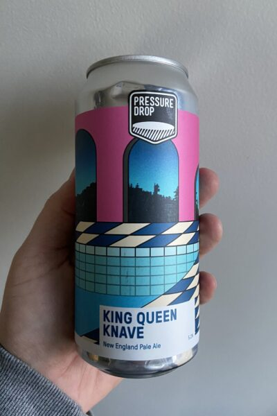 King Queen Knave New England Pale Ale.
