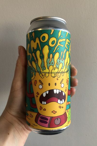 Smoofee Passionfruit, Mango and Guava by The Brewing Projekt.