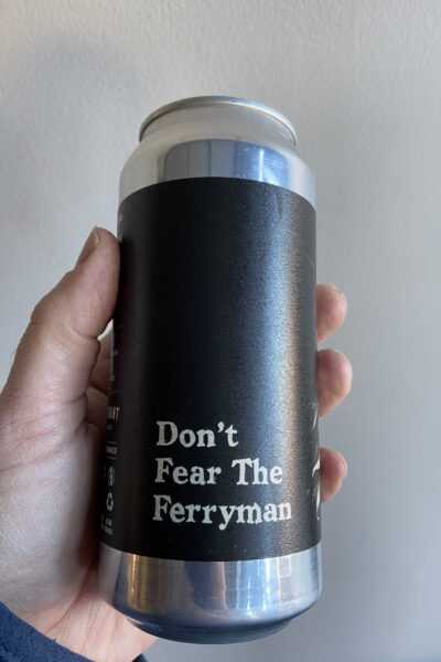 Don't Fear the Ferryman Imperial Stout by Verdant Brewing Co.