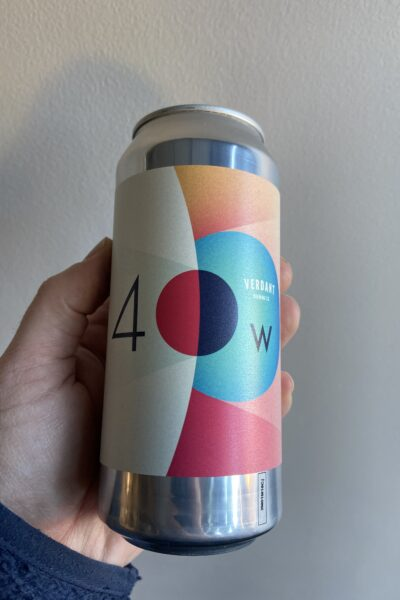 40 Watt Moon Imperial IPA by Verdant Brewing Co.