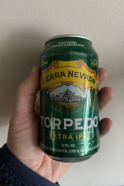 Torpedo Extra IPA by Sierra Nevada Brewing Co.