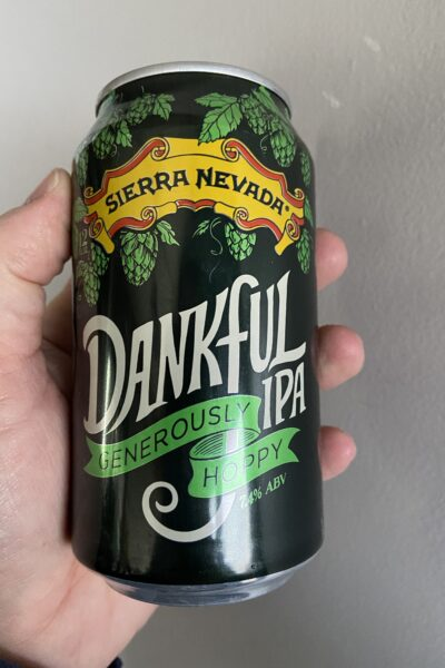 Dankful IPA by Sierra Nevada Brewing Co.