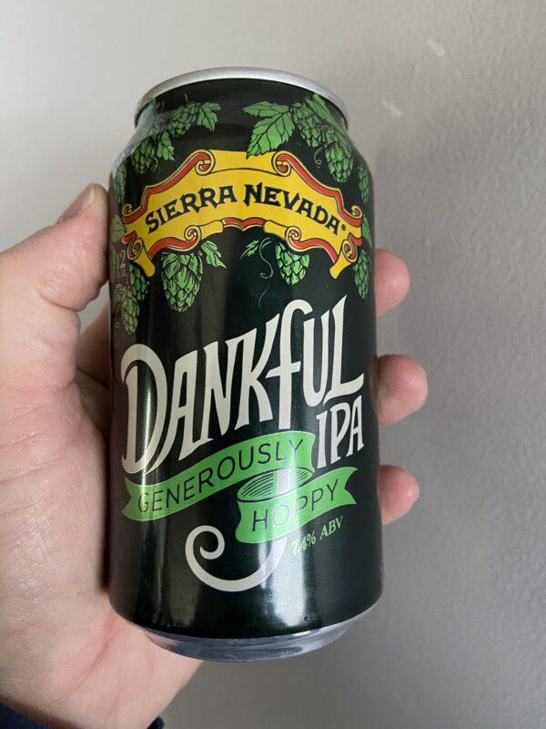 Dankful IPA by Sierra Nevada Brewing Co.