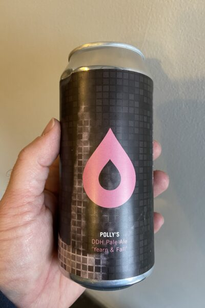 Yearn and Fall DDH Pale by Polly's Brew Co.