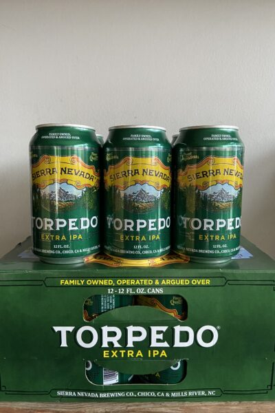 Torpedo Extra IPA 6 Can Pack by Sierra Nevada Brewing Co.