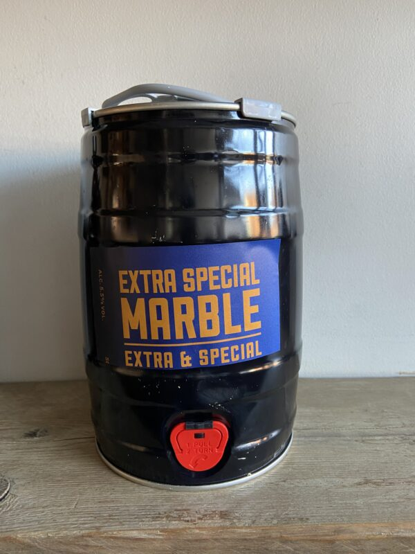 Extra Special Marble Bitter 5 Litre Mini-Keg by Marble Beers.