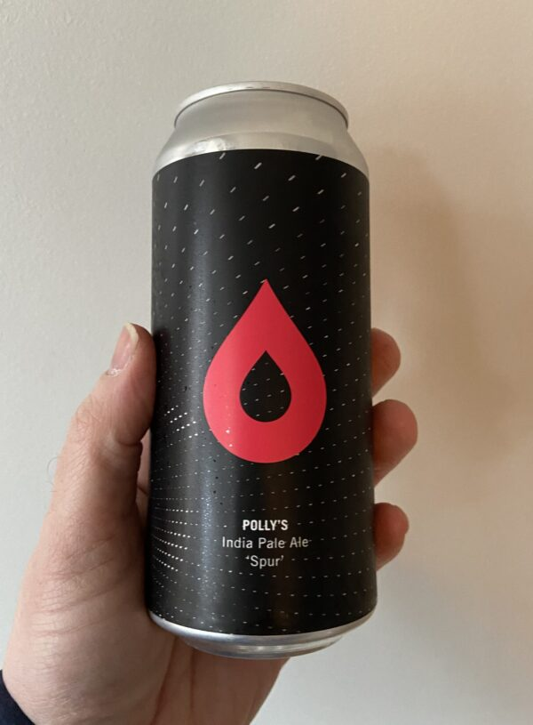 Spur IPA by Polly's Brew Co.