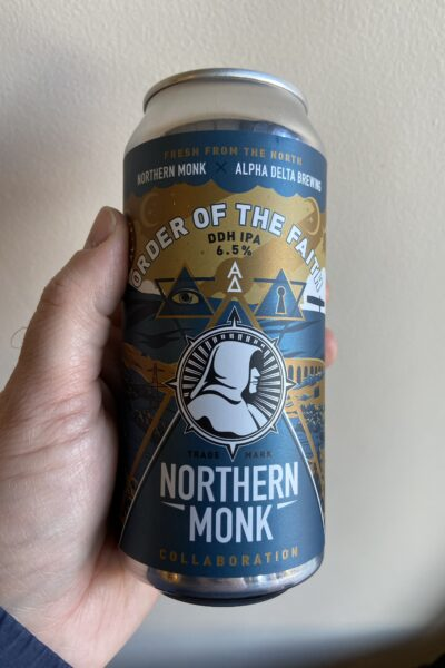 Order of the Faith DDH IPA by Northern Monk.