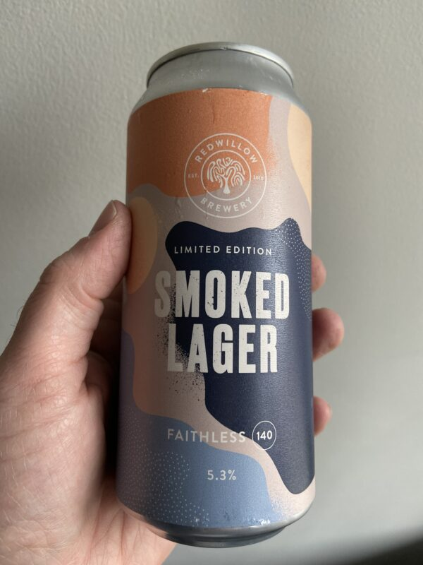 Smoked Lager (F140) by RedWillow Brewery.