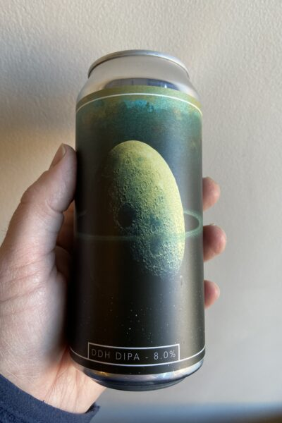 Metamorphose Imperial IPA by Dry and Bitter.