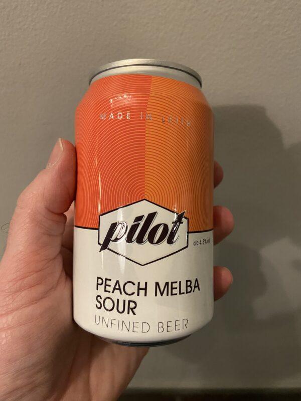 Peach Melba Sour by Pilot.