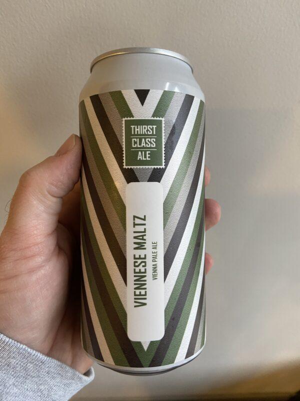 Viennese Maltz by Thirst Class Ale.