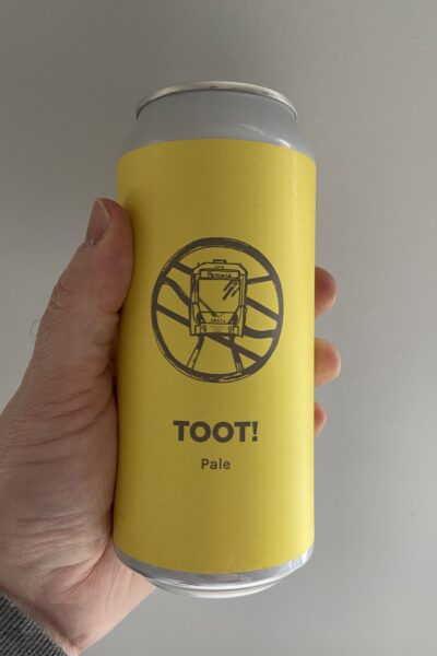 Toot! American Pale Ale by Pomona Island Brew Co.