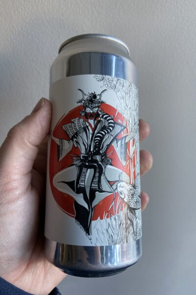 Unconventional Tactics Imperial IPA by Verdant Brewing Co.
