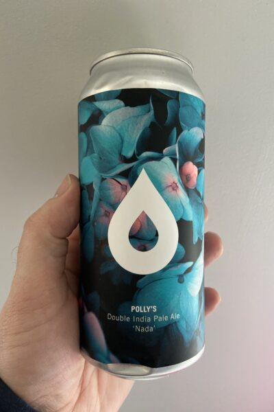 Nada Imperial IPA by Polly's Brew Co.