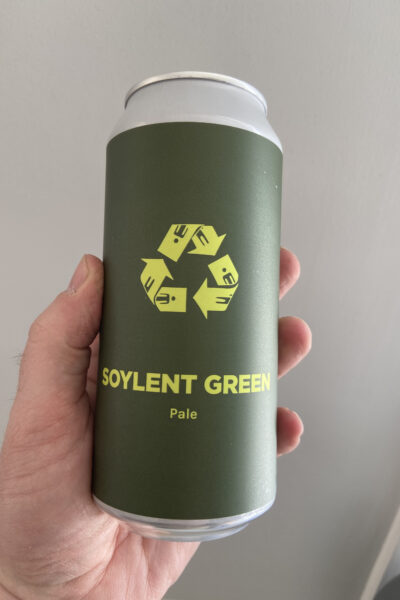 Soylent Green pale by Pomona Island.