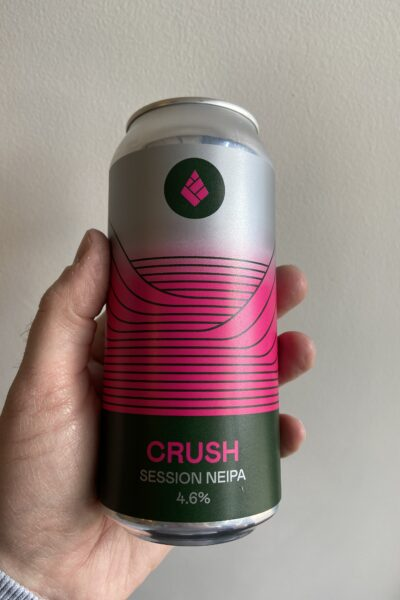 Crush Session IPA by Drop Project.
