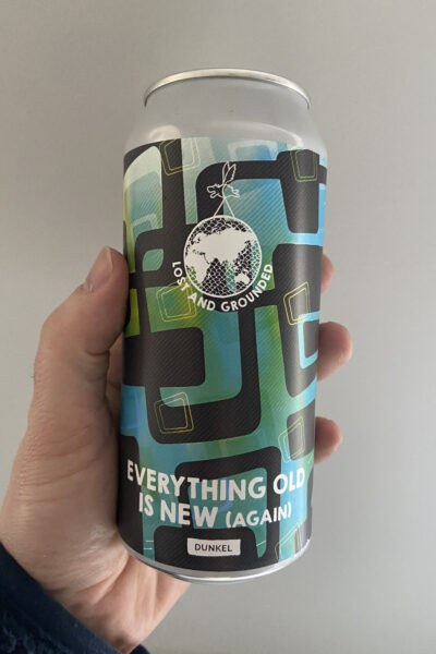 Everything Old is New Again Dunkel Lager by Lost and Grounded Brewers.