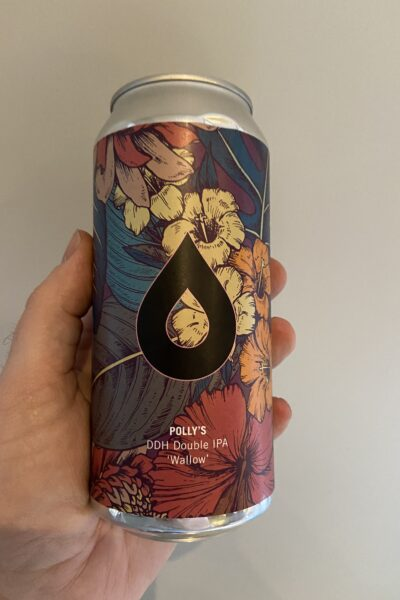 Wallow DDH DIPA by Polly's Brew Co.