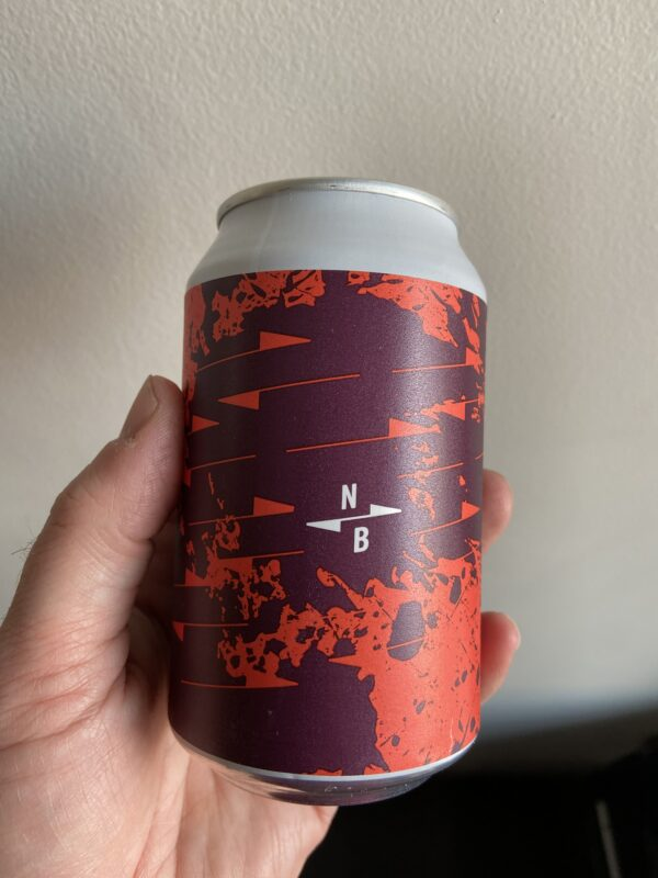 Volta Blood Orange and Rhubarb Sour by North Brewing Co.