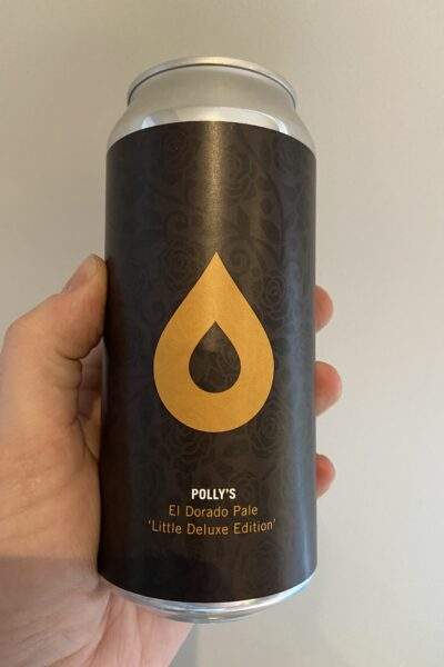 Little Deluxe Edition El Dorado Pale by Polly's Brew Co.