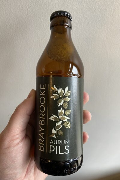 Aurum Pils by Braybrooke Beer Co.