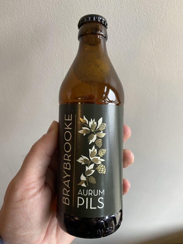 Aurum Pils by Braybrooke Beer Co.