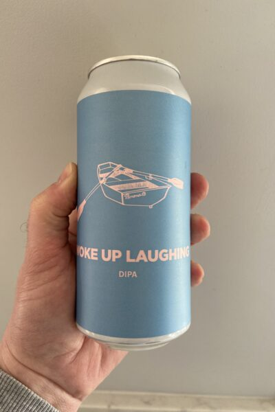 Woke Up Laughing Imperial IPA by Pomona Island Brew Co.