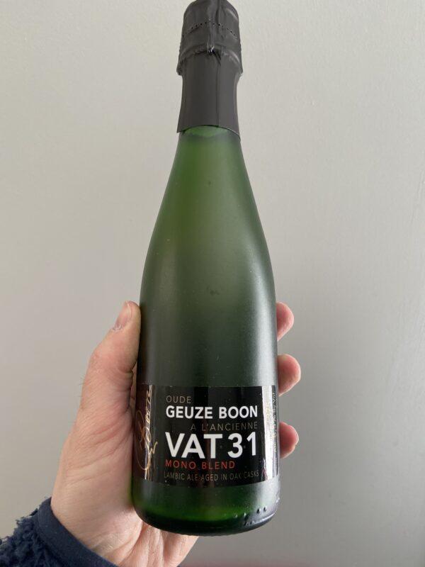 Oude Geuze Boon à L'Ancienne - VAT 31 Mono Blend.