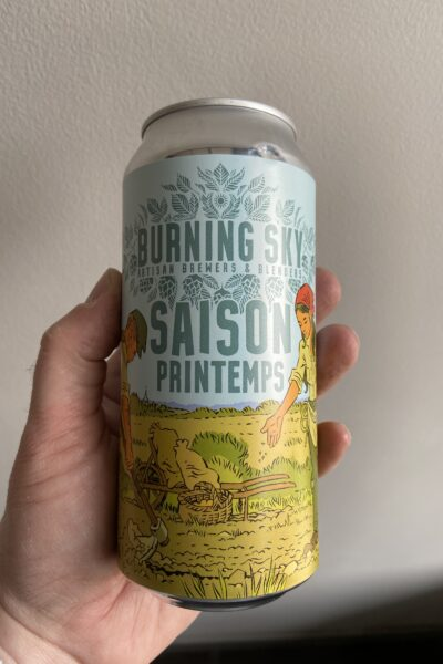 Saison Le Printemps by Burning Sky.