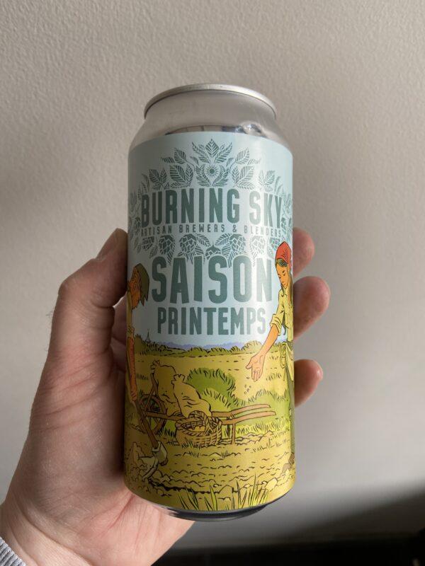 Saison Le Printemps by Burning Sky.