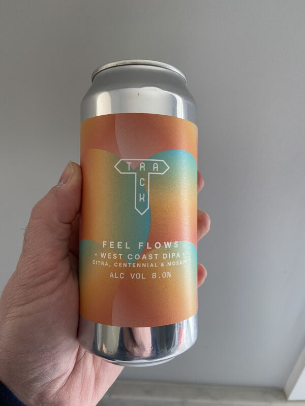 Feels Flow Imperial IPA by Track Brewing Company.
