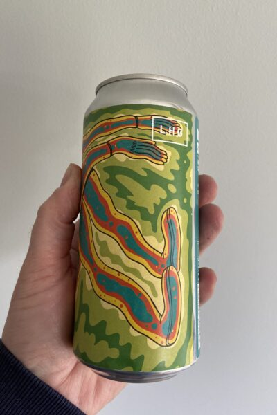 Inner State Hazy Pale by Left Handed Giant.