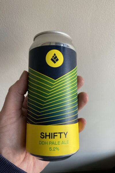 Shifty NE Pale Ale by Drop Project.