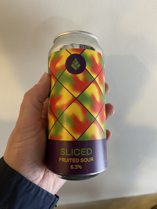 Sliced Sour by Drop Project.
