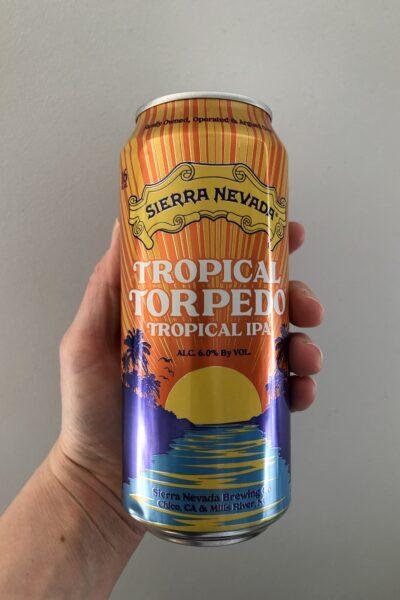 Tropical Torpedo IPA by Sierra Nevada.