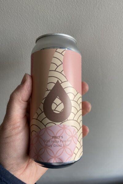 Holy Ghost Love DDH IPA by Polly's Brew Co.
