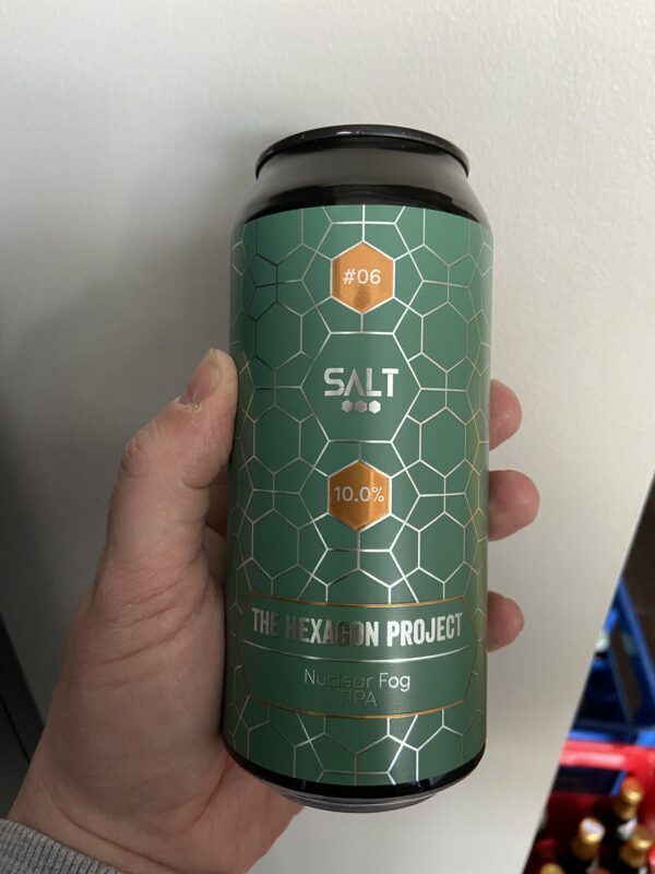 The Hexagon Project #06 Nuclear Fog TIPA by SALT.