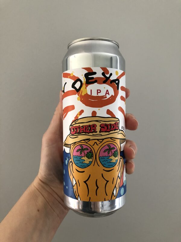 Other Side IPA by Deya Brewing Company.