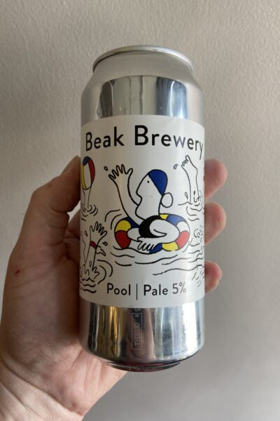 Pool New England Pale Ale by The Beak Brewery.