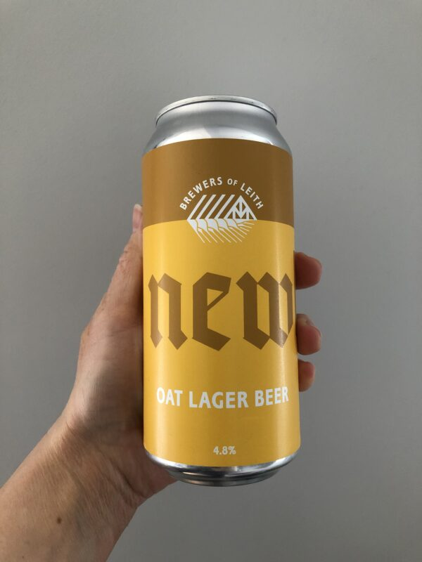 Oat Lager by Newbarns Brewery.