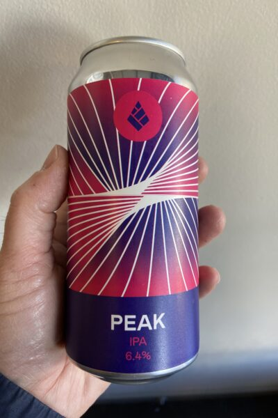 Peak American IPA by Drop Project.