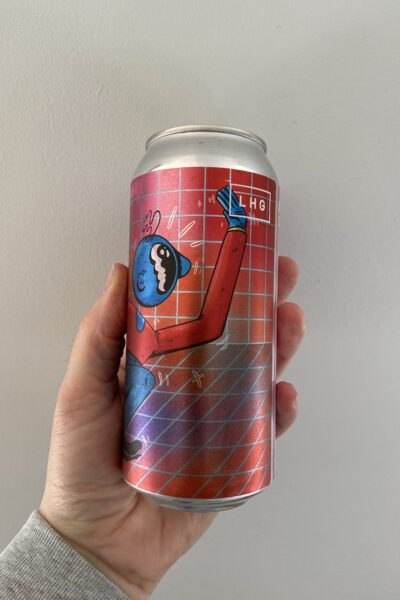 Directional Dance DIPA by Left Handed Giant.