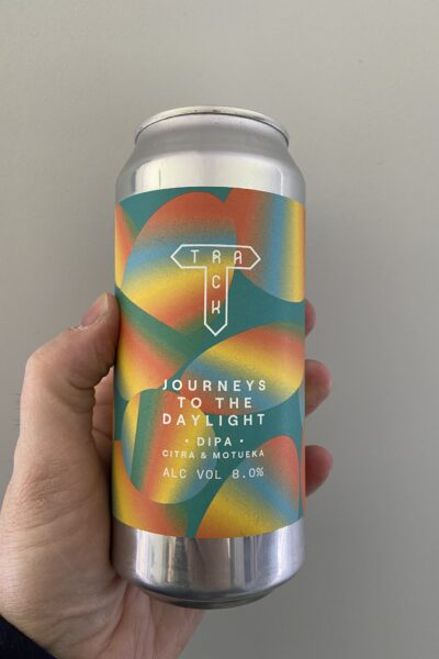 Journey's To The Daylight DIPA by Track Brewing Company.