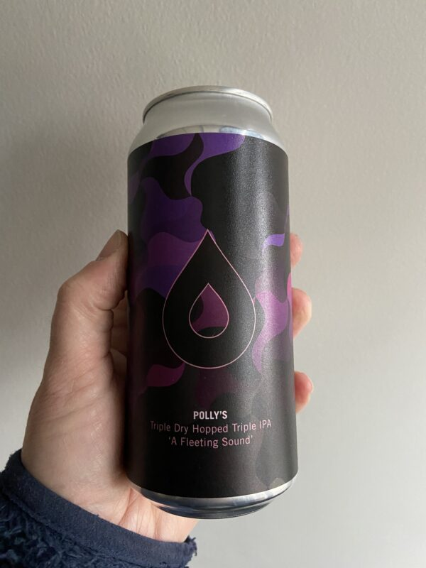 A Fleeting Sound Triple IPA by Polly's Brew Co.